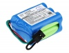 Аккумулятор для OHMEDA Suction Unit, BATT/110146, P-100AASJ/A1 [2000mAh]. Рис 1
